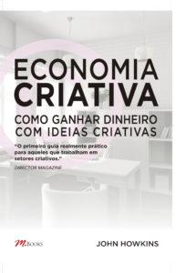 Capa do Livro Economia Criativa